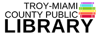 Troy-Miami County Public Library Logo